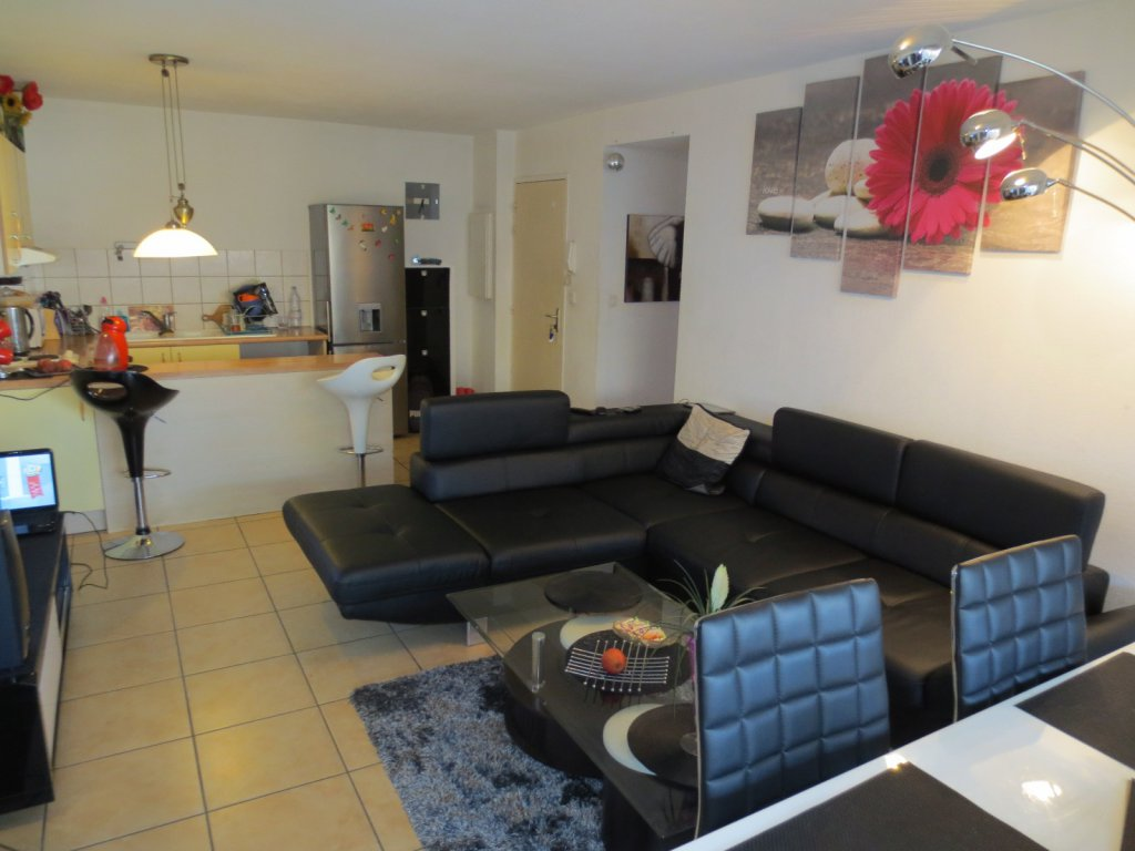 Vente perpignan hauts de st gaud rique appartement t2 en for Vente appartement rdc